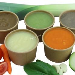 Детокс-день  Vegan Soup - 5 баночек супа по 220мл